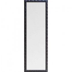 INSPIRE Miroir psyché 43x145 cm Noir relief