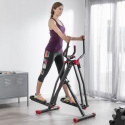 INNOVAGOODS Marcheur de fitness Air Walker avec guide d`exercices