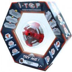 MODELCO Toupie I-Top Vortex - Rouge