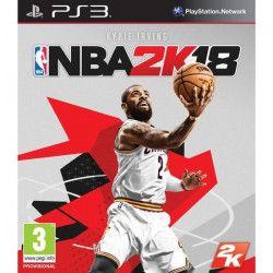 NBA 2K18 Jeu PS3