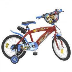 PAT PATROUILLE Vélo enfant 14` - 4/7 ans