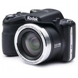 KODAK AZ361-BK Appareil photo numérique Bridge - 16 MP - Zoom x36 - Noir