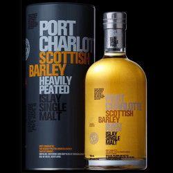 Port Charlotte Scottish Barley - Single Malt Scotch Whisky - 50%vol - 70cl
