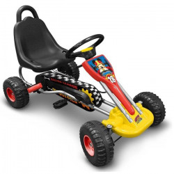 MICKEY Go Kart enfant a Pédales 89 x 52cm