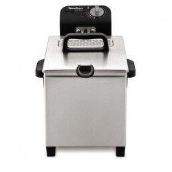 MOULINEX AM205010 Friteuse électrique semi-professionnelle First - Inox