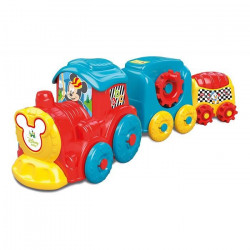 CLEMENTONI - Disney Baby Mickey - Train d`activités - Premier âge