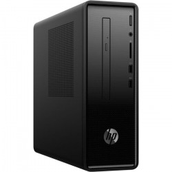 Unité Centrale - HP 290-p0007nf - Core i3-8100 - RAM 8Go - Stockage 2To HDD - Windows 10