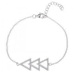 ELENA NOTTI Bracelet Argent 925/1000 Femme