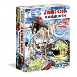 CLEMENTONI Archéo Ludic Mammouth - Phosphorescent
