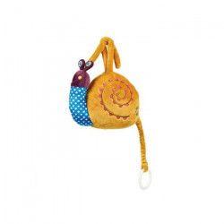 OOPS Doudou carillon Happy Melody - Escargot