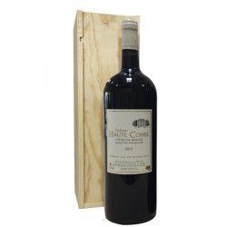 Château Haute Combe 2015 AOC Côtes de Bourg - Vin de Bordeaux - Rouge - 1,5L