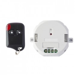 IDK MULTIMEDIA HOME CONFORT Micro-module pour volet + télécommande 1 canal