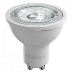 DURACELL Ampoule LED spot réflecteur GU10 5,8 W équivalent 60 W blanc chaud