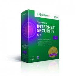 Kaspersky Internet Security 2015 (2p/1an) Ed.Limi.