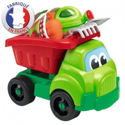 ECOIFFIER JARDIN Camion avec Seau Garni 42 cm