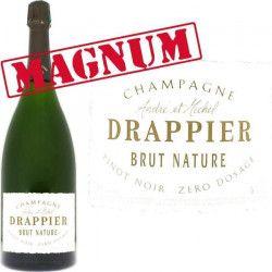 Magnum Drappier Brut Nature