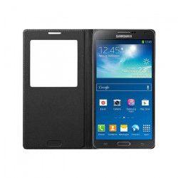 SAMSUNG Etui a rabat EF-WN900BW pour Samsung Galaxy Note 3 - Blanc