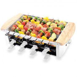 LITTLE BALANCE Raclette / Grill / Brochettes 8 personnes - Happy - 8263
