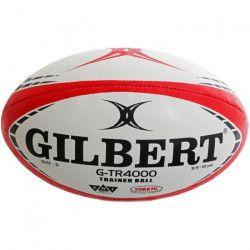GILBERT Ballon G-TR4000 TRAINER - Taille 3 - Rouge