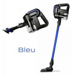 TECHWOOD Aspirateur balai sans fil TAB-528 - 22,2 V - Bleu