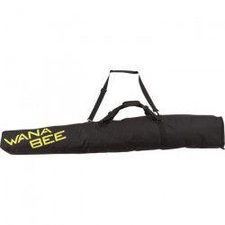WANABEE Housse Ski Adjust - Homme - Noir et jaune
