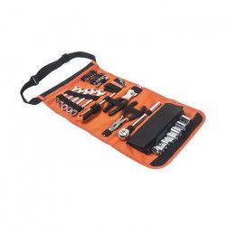 MANUPRO Set d`outillage mécanique auto - 41 accessoires