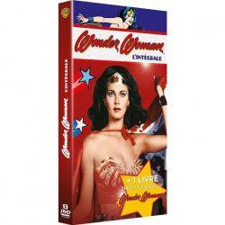 DVD Coffret Wonder Woman - L`intégrale + 1 Livre