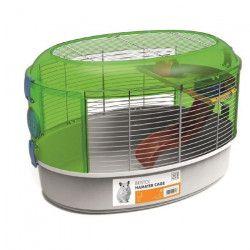MPETS Cage Bristol - Pour hamster - Divers coloris