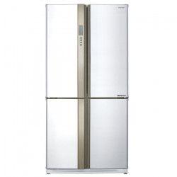 SHARP SJEX820FWH - Réfrigérateur multi-portes - 605L (394+211) - Froid ventilé No Frost - A++ - L89,2 x H183 cm