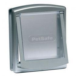 PETSAFE Porte Staywell` Original` Small - Gris - Pour chat et chien