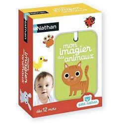 PETIT NATHAN - Mon Imagier des Animaux