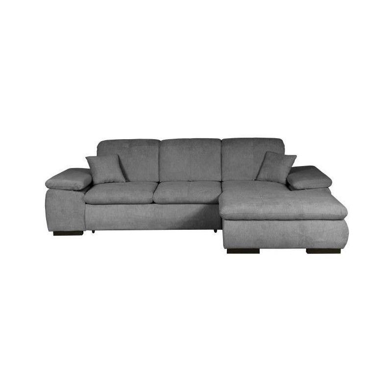 tasmane canap d angle droit convertible 4 places. Black Bedroom Furniture Sets. Home Design Ideas