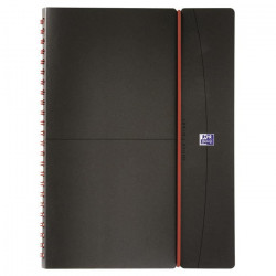 OXFORD Agenda Office 100735364 - A4 - 1 semaine sur 2 pages - Coloris assortis