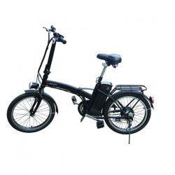 E-ROAD Velo Electrique T-Bike 20` Noir