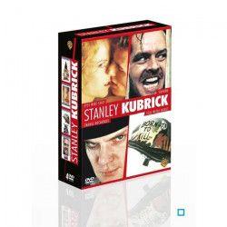 DVD Coffret Stanley Kubrick : Eyes Wide Shut + Shining + Orange mécanique + Full Metal Jacket - 4 DVD