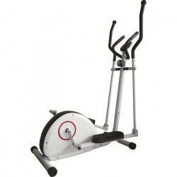 O`Fitness - Vélo elliptique magnétique Masse d`inertie : 5 kg
