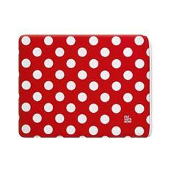 MOBILITY LAB Ipad Pouch Polka Dot Rouge