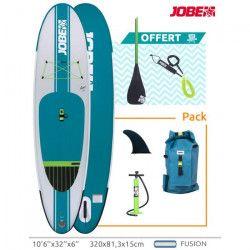 JOBE Pack Paddle Gonflable Yarra 10`6 - Bleu - 3,23 m
