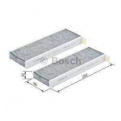 BOSCH Filtre d`habitacle R5522 1987435522