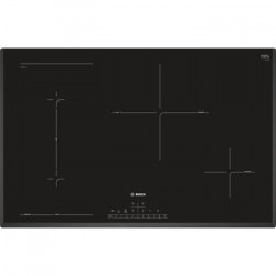 BOSCH PVS851FC1E - Table Combi induction - 5 foyers - 7400 W - Noir