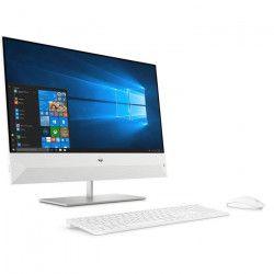 HP PC Tout-en-un Pavilion 24-xa0025nf - 23,8` FHD - Core i5-8400T - RAM 8Go - Disque Dur 2To HDD + 128Go SSD -