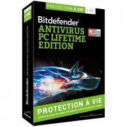 Logiciel Bitdefender Antivirus PC Lifetime Edition