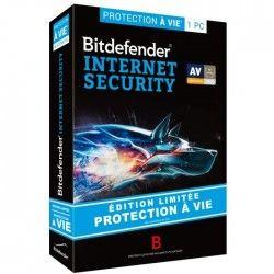 Bitdefender Internet Security Edition Limitée - Li