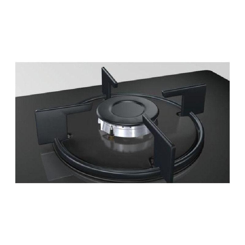 bosch pop6b6b10 table de cuisson gaz 4 foyers 7400w. Black Bedroom Furniture Sets. Home Design Ideas