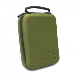 Mallette semi-rigide ultra légere thermoformée CAPXULE SMALL - Vert