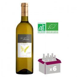 LES TANNES 2016 - Vin BIO Chardonnay - Blanc - IGP d`OC - 75 cl