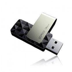 SILICON POWER Clé USB 3.0 - B30 - 128 GB - Noir