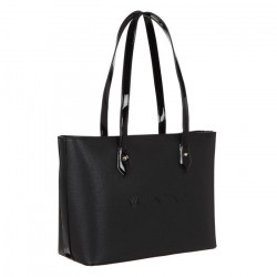VALENTINO VBS0UO01 Sac a Main Bandouliere - Synthétique - Noir - Femme