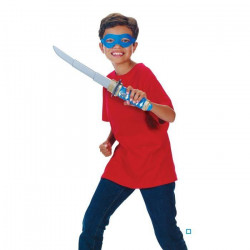 TORTUES NINJA Movie 2 Arme de Combats Leonardo
