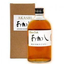 Whisky Akashi Blended sous étui 50 cl